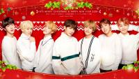BTS Merry Christmas & Happy New Year 2018