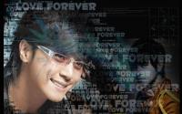 how to wallpaper alan lo love forever