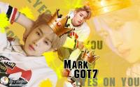 MARK GOT7 : EYES ON YOU