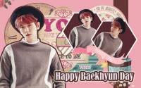 EXO Baekhyun (Birthday) | Wallpaper