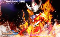 ULTRAMAN ORB - BURNMITE