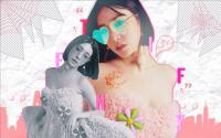 Tiffany Young :: Pink