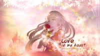 Anime: Love in my heart