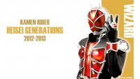 20th Heisei Generations - Wizard