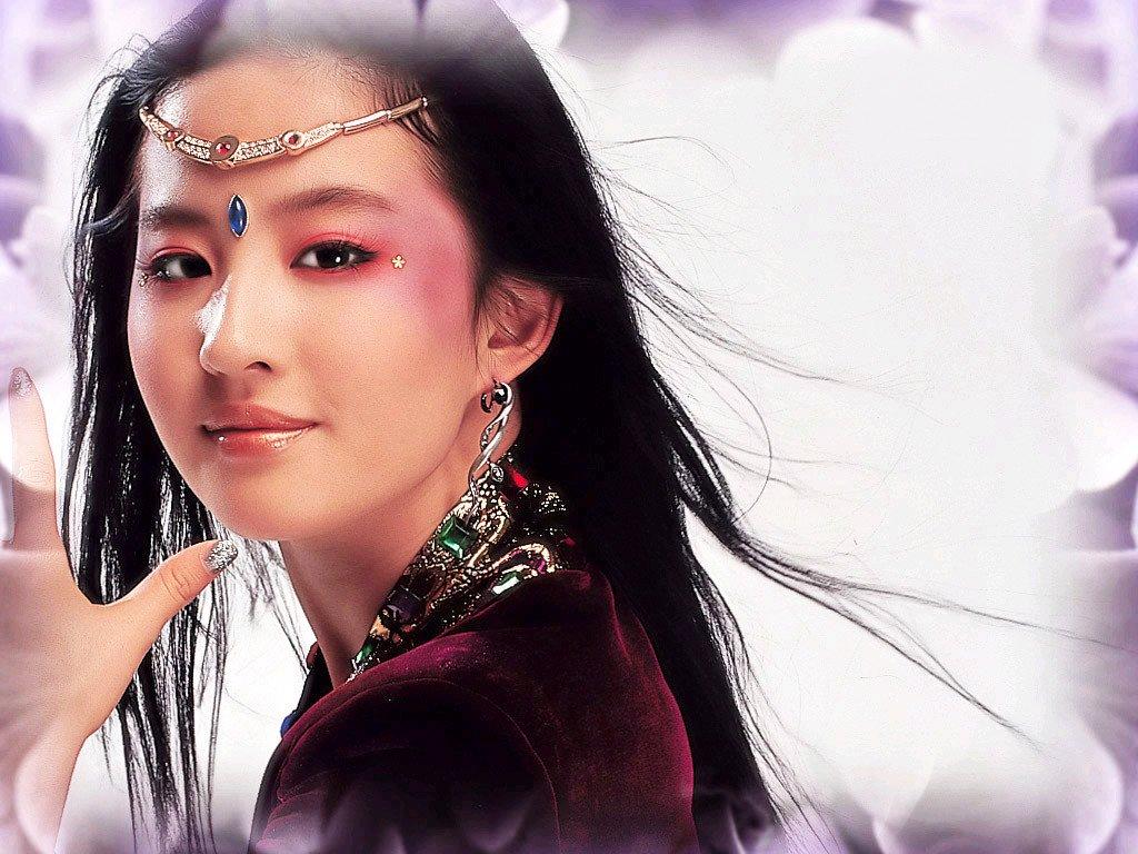 Liu Yi Fei, Beautiful Girls 2011 | New Best Wallpapers
