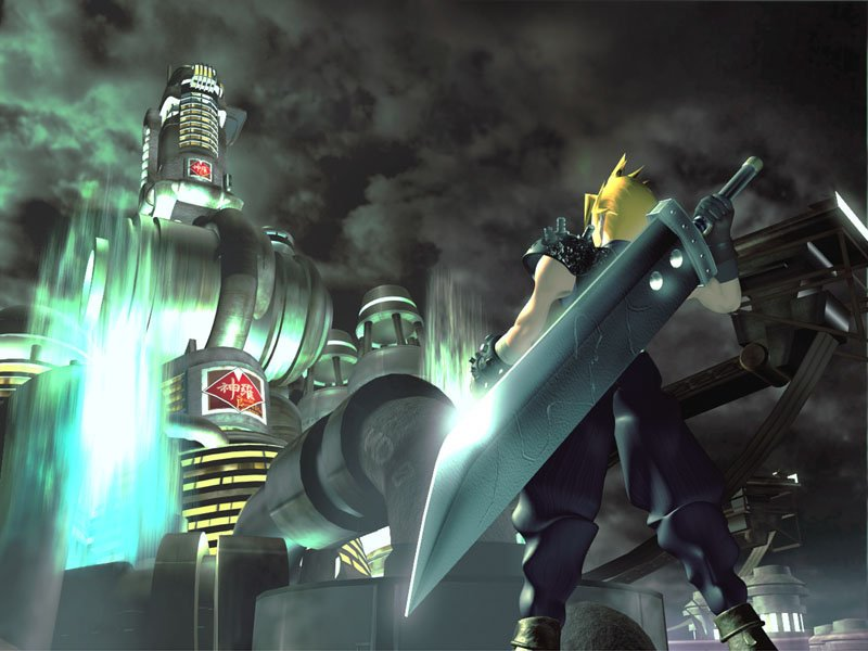 final fantasy vii. Final Fantasy VII Wallpaper