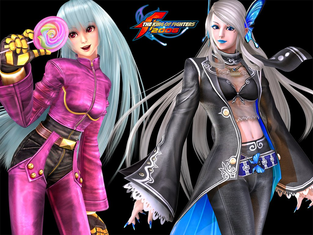 King Of Fighters Wallpapers 5