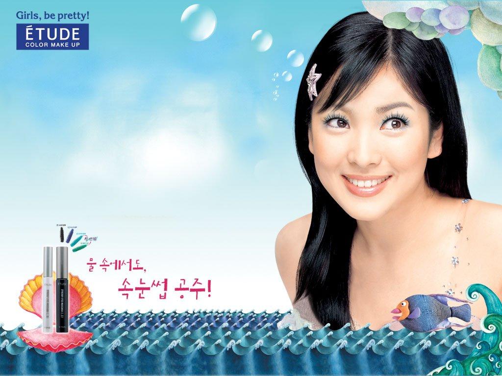 Song Hye Kyo - Wallpaper Actress