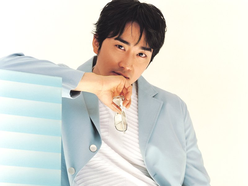 Seung-heon Song - Wallpaper Actress