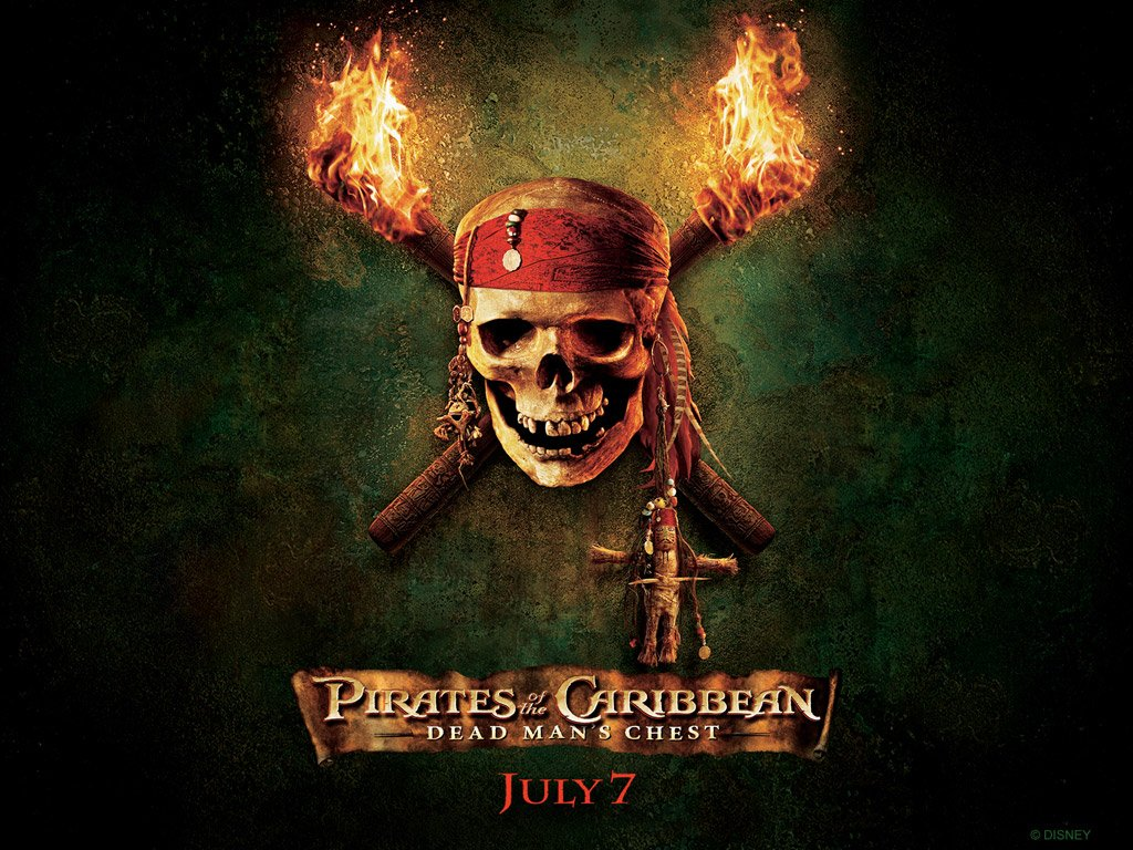 Pirates of the caribbean 2 wallpaper