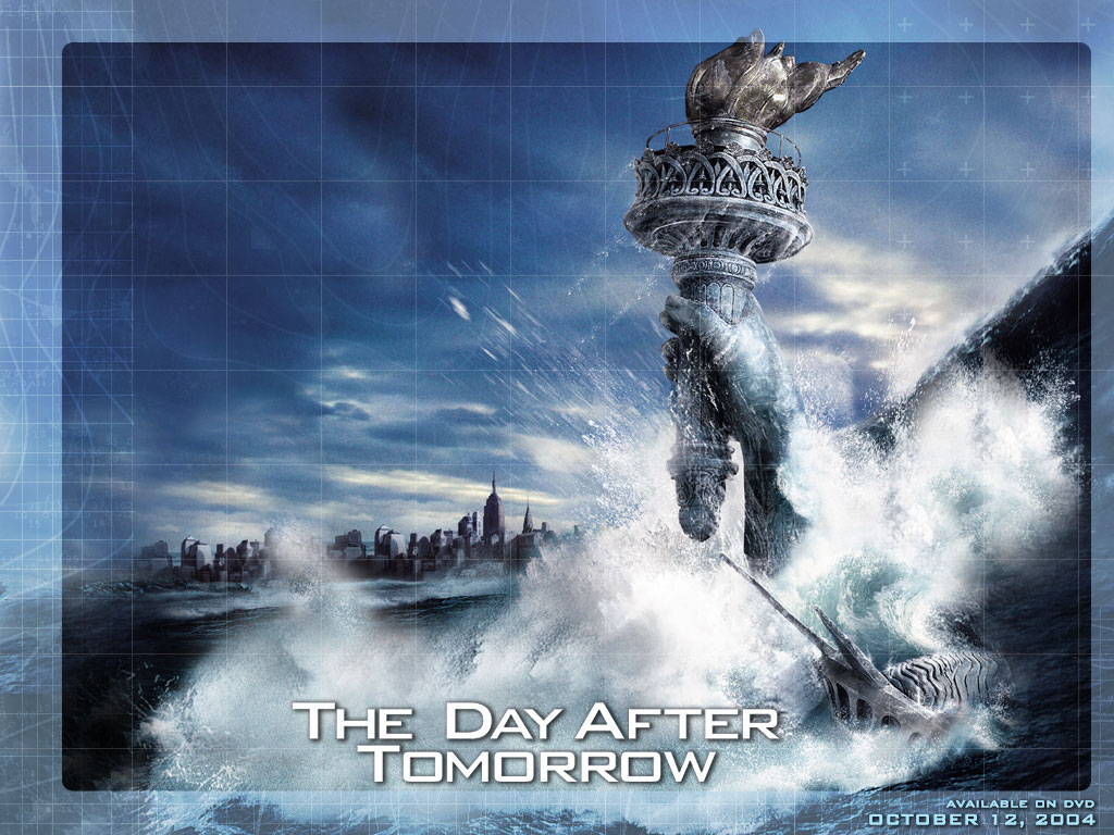 The Movie The Day After: Or Should I Still Go To OBX?