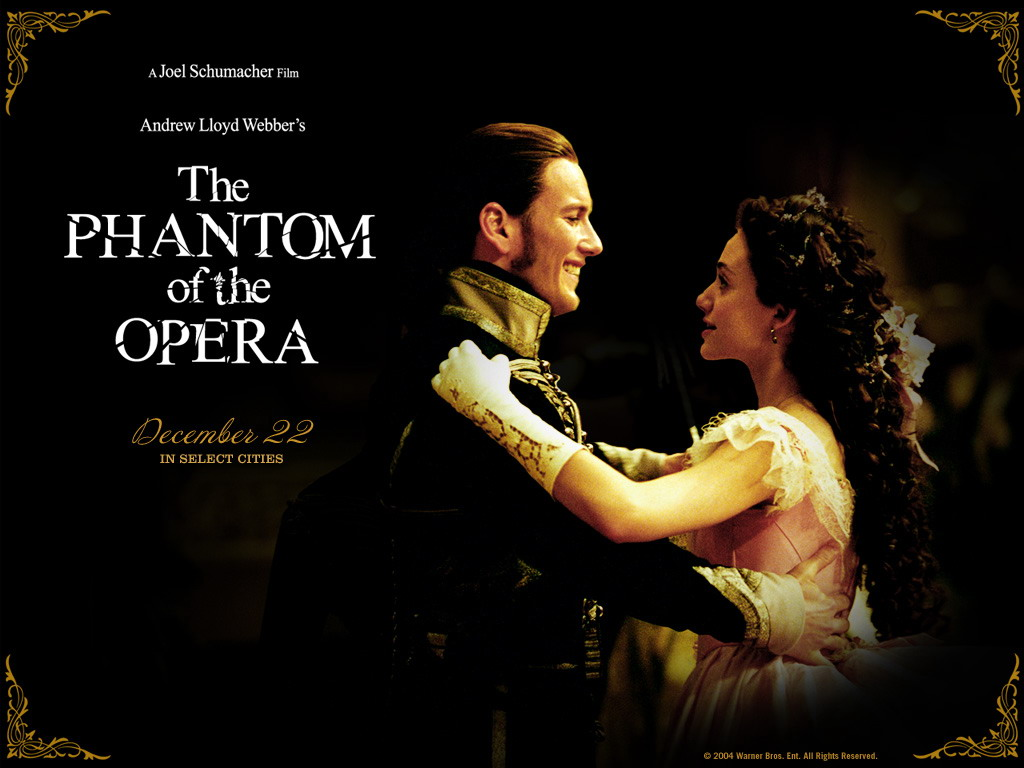 The Phantom Of The Opera (2004) - Screen - Musicorld.com