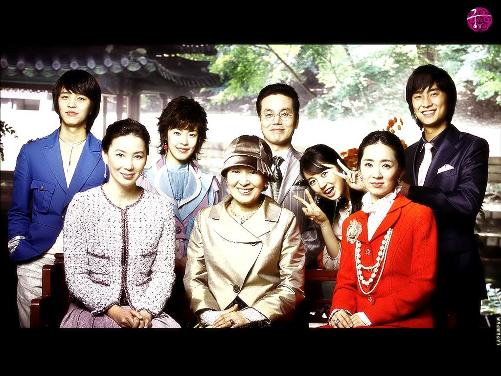 Korean Drama Princess Hours